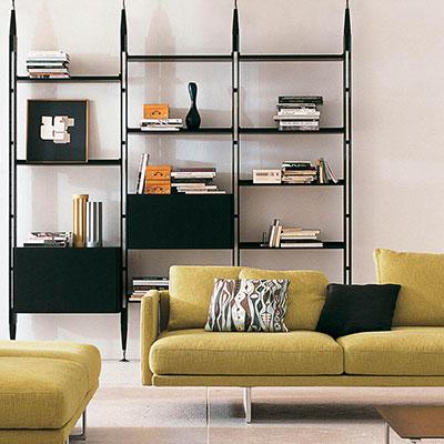 Muebles TV y estantería